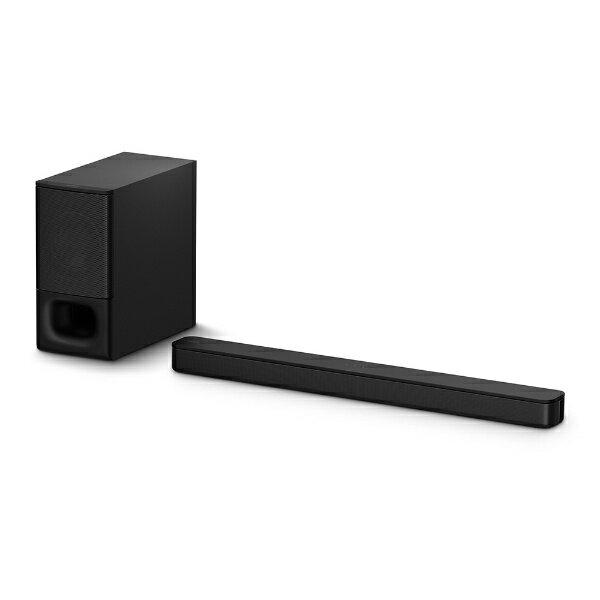ソニー SONY ホームシアター (サウンドバー) HT-S350 [2.1ch /Bluetooth対応][テレビ用 スピーカー HTS350]