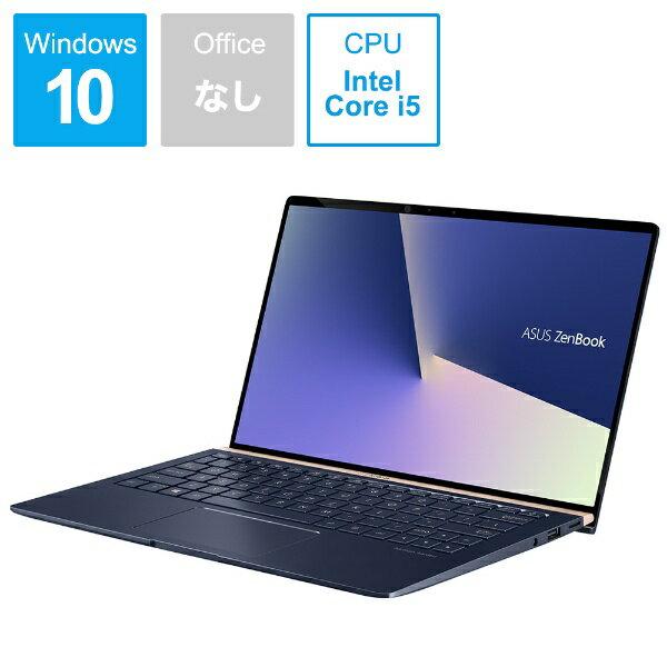 パソコン, ノートPC ASUS UX333FA-8265RBG ZenBook 13 13.3 intel Core i5 SSD512GB 8GB 2019413.3 UX333FA8265RBG