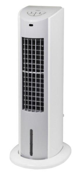 ヤマゼンYAMAZENFCT-G402(WH)冷風扇押しボタン式扇風機ホワイトグレー[冷風機FCTG402]