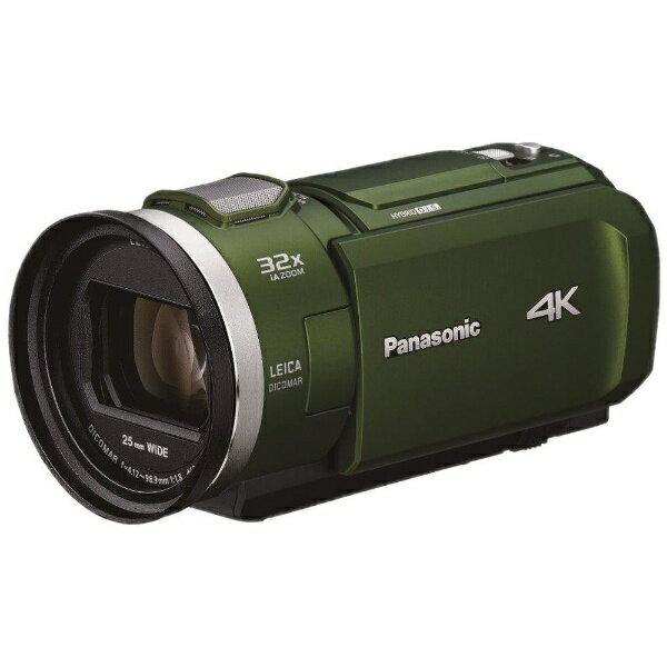 4Kビデオカメラ「HC-VX2M」
