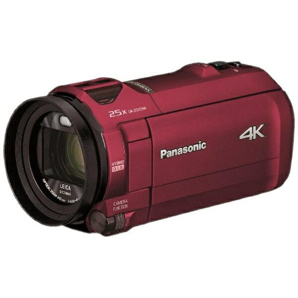 4Kビデオカメラ「HC-VX992M」
