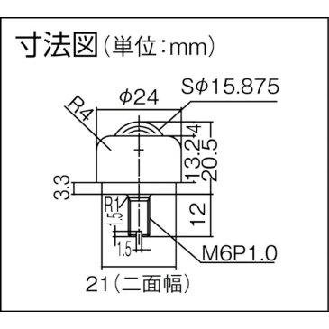 空き プレインベア 上向き・下向き兼用 ステンレス製 PV20BS PV20BS