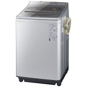 【2019年06月01日発売】 パナソニック Panasonic NA-FA120V2-S 全自動洗濯機 シルバー [洗濯12.0kg /乾燥機能無 /上開き][NAFA120V2_S]