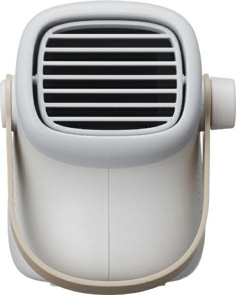 ドウシシャDOSHISHA小型扇風機PIERIA(ピエリア)コンパクトファンホワイトFSU-56U-WH[DCモーター搭載][FSU56U]