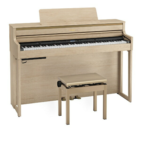 ローランドRoland電子ピアノHP704-LASライトオーク 88鍵盤  point_rb