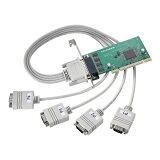 RSA-PCI4P4PCIスロット内蔵型,4ポート
