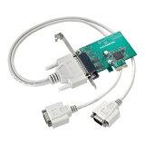 RSA-EXP2P2PCI Expressスロット内蔵型,2ポート