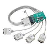 RSA-EXP2P4PCI Expressスロット内蔵型,4ポート