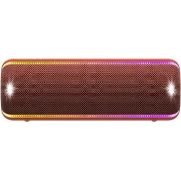 ソニー SONY ワイヤレスポータブルスピーカー SRS-XB32 [Bluetooth対応 /防水][ブルートゥース スピーカー 防水 防塵 重低音]