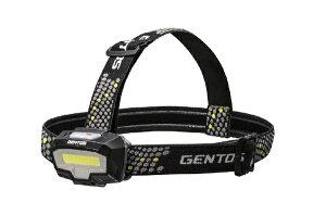 ジェントス GENTOS LEDヘッドライト CB-443D [LED /単4乾電池×3 /防水]