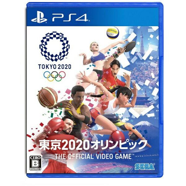 プレイステーション4, ソフト  SEGA 2020 The Official Video GamePS4