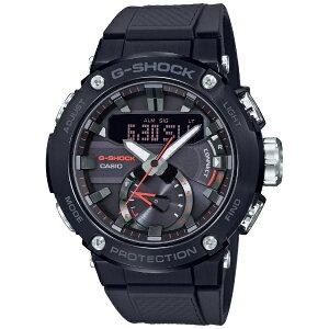 カシオ CASIO [Bluetooth搭載 ソーラー時計]G-SHOCK(G-ショック) G-STEEL(Gスチール)「カーボンコアガード構造」採用モデル GST-B200B-1AJF