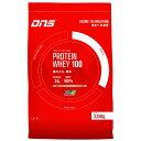 DNS ホエイプロテイン PROTEIN WHEY100(カフェオレ風味/3150g)