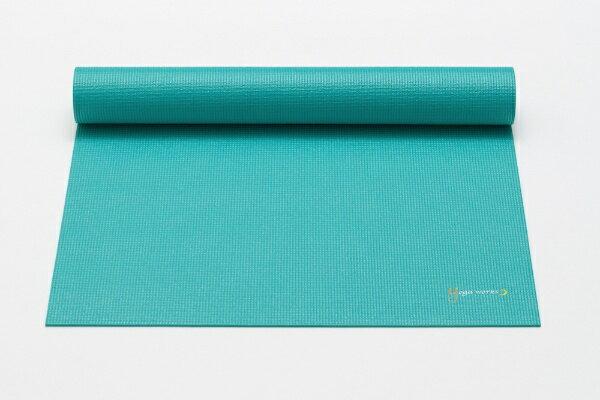 ヨガワークス YOGA WORKS ヨガマット3.5mm(リーフ/約173cm×61cm×3.5mm)YW-A101-C095画像