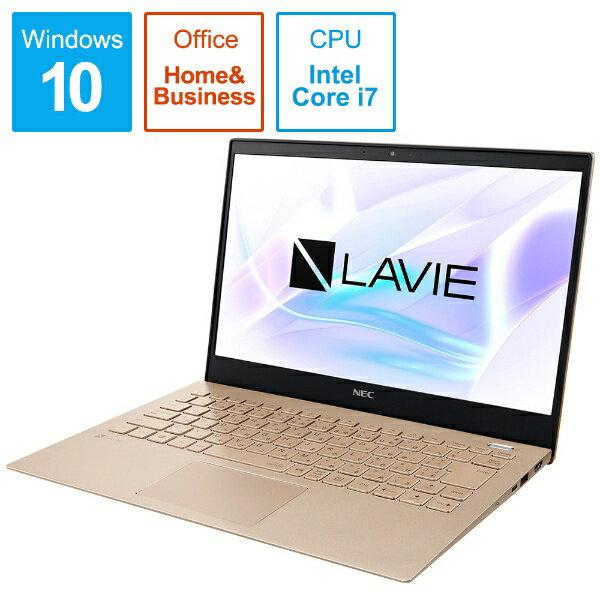 ノートPC「LAVIE Pro Mobile」(PC-PM750NA)