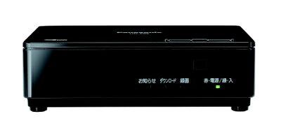 パナソニック Panasonic UN-19CF9K ポータブルテレビ プライベート・ビエラ ブラック [19V型][プライベートビエラ 19インチ 19型 UN19CF9K]・・・ 画像2