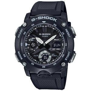カシオ CASIO G-SHOCK(Gショック) 「GA-2000」シリーズ GA-2000S-1AJF