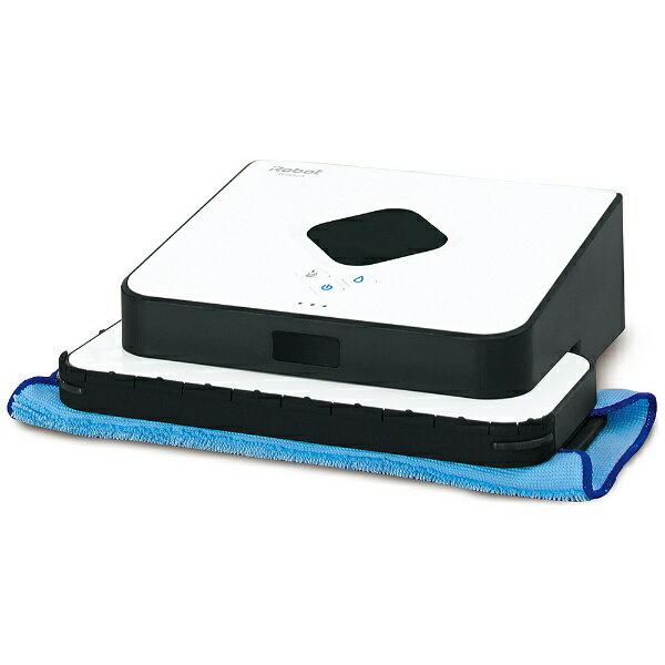 iRobot アイロボット B390060 床ふきロボット ブラーバ390j(Braava)[ロボット掃除機 水拭き]【point_rb】【rb_Roomba】