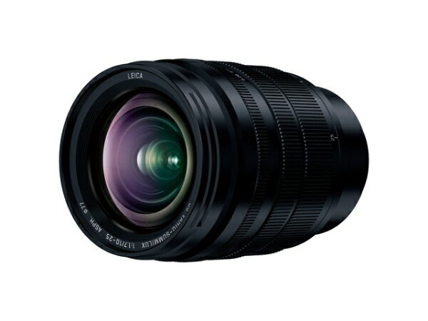 交換レンズ「LEICA DG VARIO-SUMMILUX 10-25mm/F1.7 ASPH.」