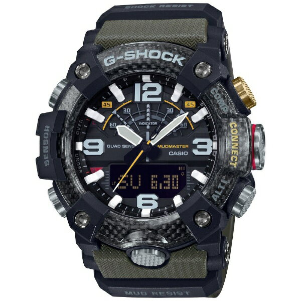 腕時計, メンズ腕時計  CASIO G-SHOCKGMASTER OF G MUDMASTERG GG-B100-1A3JFpointrb