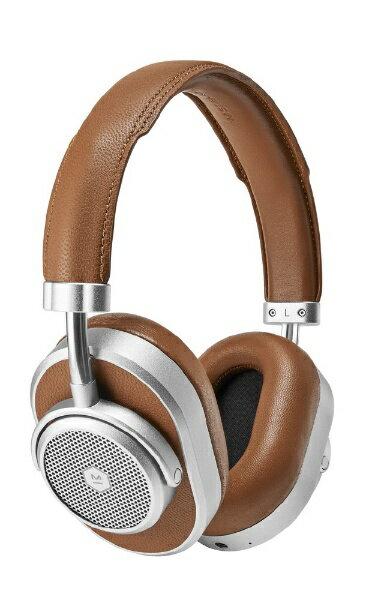 MASTER&DYNAMICマスターアンドダイナミックブルートゥースヘッドホンMW65S2[リモコン・マイク対応/Bluetooth/ノイズキャンセリング対応][MW65S2]