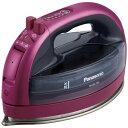 パナソニック Panasonic NI-WL705-P コードレススチームアイロン CaRuru(カルル) ピンク [ハンガーショット機能付き][ハンディアイロン コードレス NIWL705P]・・・