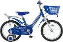 ブリヂストン BRIDGESTONE 16型 子供用自転車 エコキッズ スポーツ(ブルー/シングルシフト)EKS16【組立商...