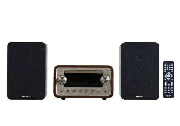 オーディオ, セットコンポ  DOSHISHA SANSUI CD SMC-300BT FM BluetoothSMC300BT