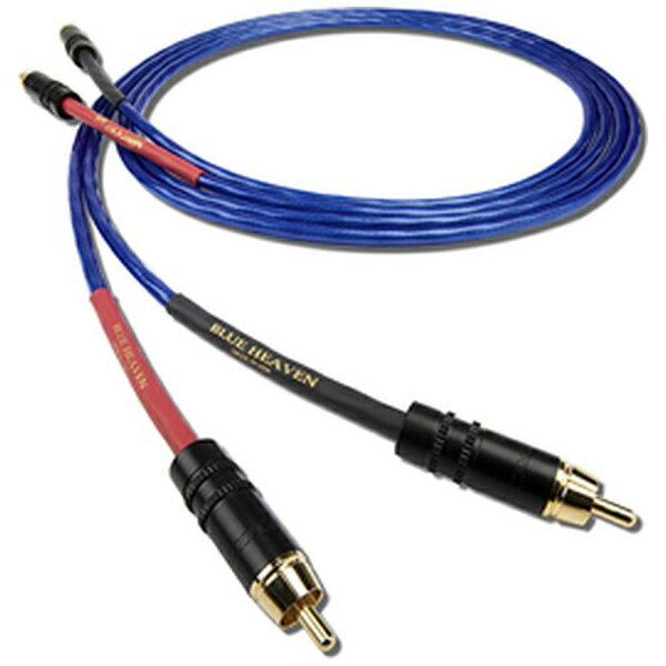 オーディオ, その他 NORDOST RCA BLUE HEAVEN LS0.6m LSBH0.6MRLSBH0.6MR
