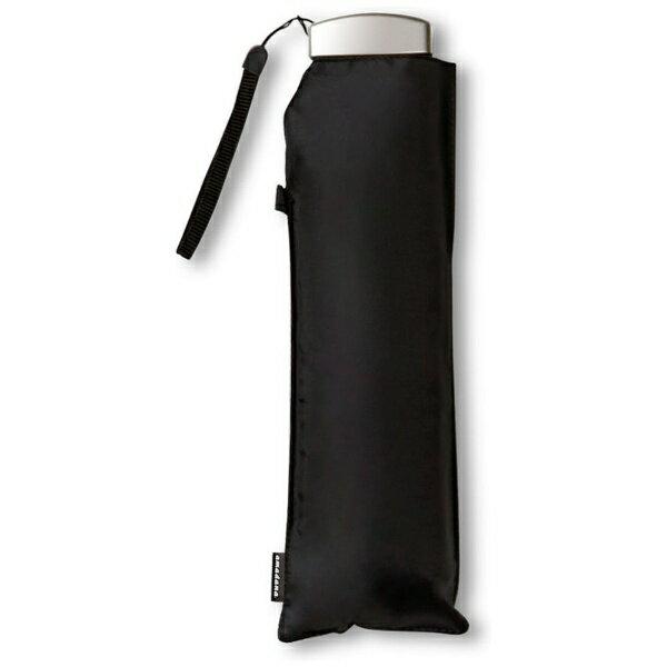 TAGlabel by amadana タグレーベル バイ アマダナ 【ビックカメラグループオリジナル】折りたたみ晴雨傘 TAG label by amadana ポケフラット 55cm AT-SU11BK55 [55cm]