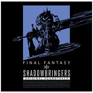 Музыкальный маркетинг Sony SHADOWBRINGERS: FINAL FANTASY XIV Оригинальный саундтрек (саундтрек с видео / Blu-ray Disc Music) [Blu-ray]