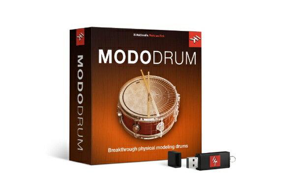DAW・DTM・レコーダー, 音源 IKMULTIMEDIA MODO DRUM MD-DRUM-UCD-INMDDRUMUCDIN