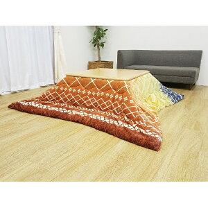 IKEHIKO 5544509 코타츠 이부 리베라 레드 [대단 판 크기 : 약. 80 x 80cm / 정사각형]