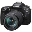 キヤノン CANON EOS 90D デジタル一眼レフカメラ