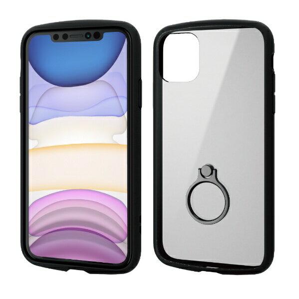 スマートフォン・携帯電話アクセサリー, ケース・カバー  ELECOM iPhone 11 6.1 TOUGH SLIM LITE PM-A19CTSLFCRBK