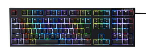 マウス・キーボード・入力機器, キーボード  Topre REALFORCE RGB 112 APC 45g N 2 USB R2A-JP4G-BK R2AJP4GBK