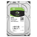 SEAGATE シーゲート SeagateBarraCuda3.5インチHDD 6TB ST6000DM003/BIC