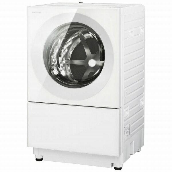 パナソニック『ななめドラム洗濯乾燥機 Cuble(キューブル)(NA-VG740)』