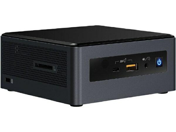 インテル Intel ベアボーンキット インテル NUC 8 Mainstream-G キット NUC8i7INH