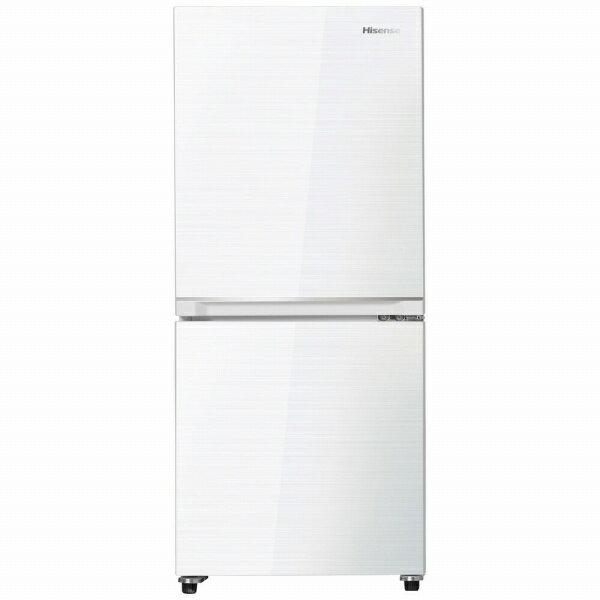 ハイセンスHisense冷蔵庫ホワイトHR-G13B-W 2ドア/右開きタイプ/134L  冷蔵庫一人暮らし小型  point_