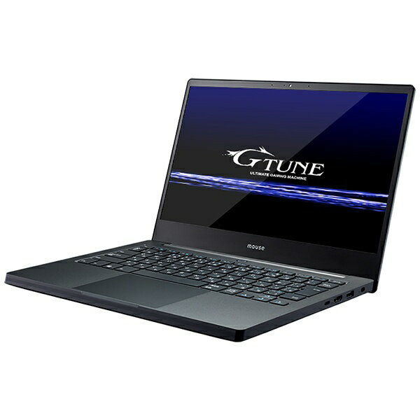 マウスコンピュータ MouseComputer BC-GNG13M16S5-193 ゲーミングノートパソコン GTUNE [13.3型 /intel Core i7 /SSD:512GB /メモリ:16GB /2019年11月モデル][BCGNG13M16S5193]