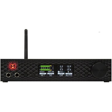 MYTEKDIGITAL MTK-NP-BKNB-B ネットワークオーディオ機能付USB DAC Brooklyn Bridge ブラック [ハイレゾ対応][MTKNPBKNBB]