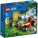 レゴジャパン LEGO 60247 シティ 森の火事[レゴブロック]