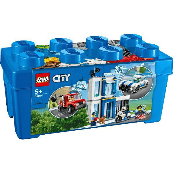 レゴジャパンLEGO60270シティレゴシティポリススターターボックス