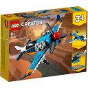 レゴジャパン LEGO 31099 クリエーター プロペラ飛行機[レゴブロック]