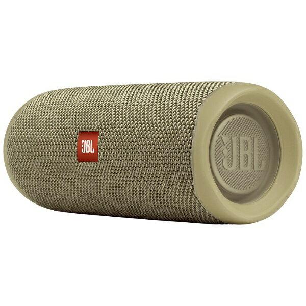 オーディオ, ポータブルスピーカー JBL JBLFLIP5SAND Bluetooth JBLFLIP5SANDpointrb