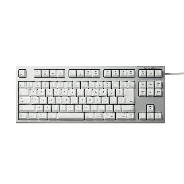 マウス・キーボード・入力機器, キーボード  Topre REALFORCE TKL SA for Mac R2TLSA-JP3M-WH USBR2TLSAJP3MWH