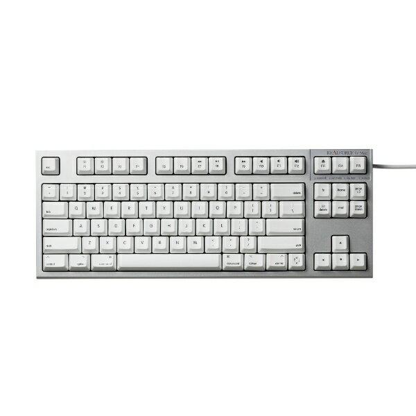 マウス・キーボード・入力機器, キーボード  Topre REALFORCE TKL for Mac R2TL-USVM-WH USBR2TLUSVMWH