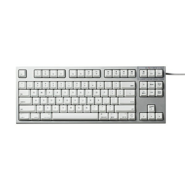 マウス・キーボード・入力機器, キーボード  Topre REALFORCE TKL SA for Mac R2TLSA-US3M-WH USBR2TLSAUS3MWH