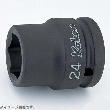 山下工業研究所 KO-KEN TOOL 16401A-1.1/16 3/4インチ(19mm) インパクト6角ソケット(薄肉) 1.1/16インチ 16401A-1.1/16